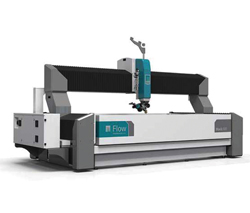 New Mach 500 waterjet cutting system from Flow now available in Europe