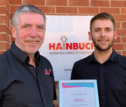 Hainbuch UK takes on Apprentice