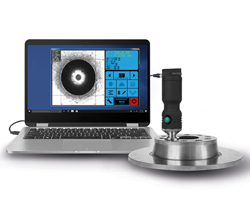 New Innovatest BIOS Brinell Optical Scanner