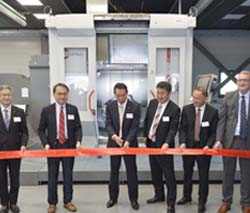 New Technology & Education Centre Opening for Mitsubishi Materials